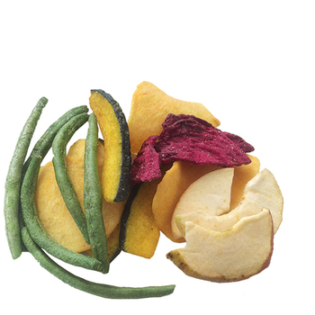 Hot sale VF vegetable assorted mix vegetable chips