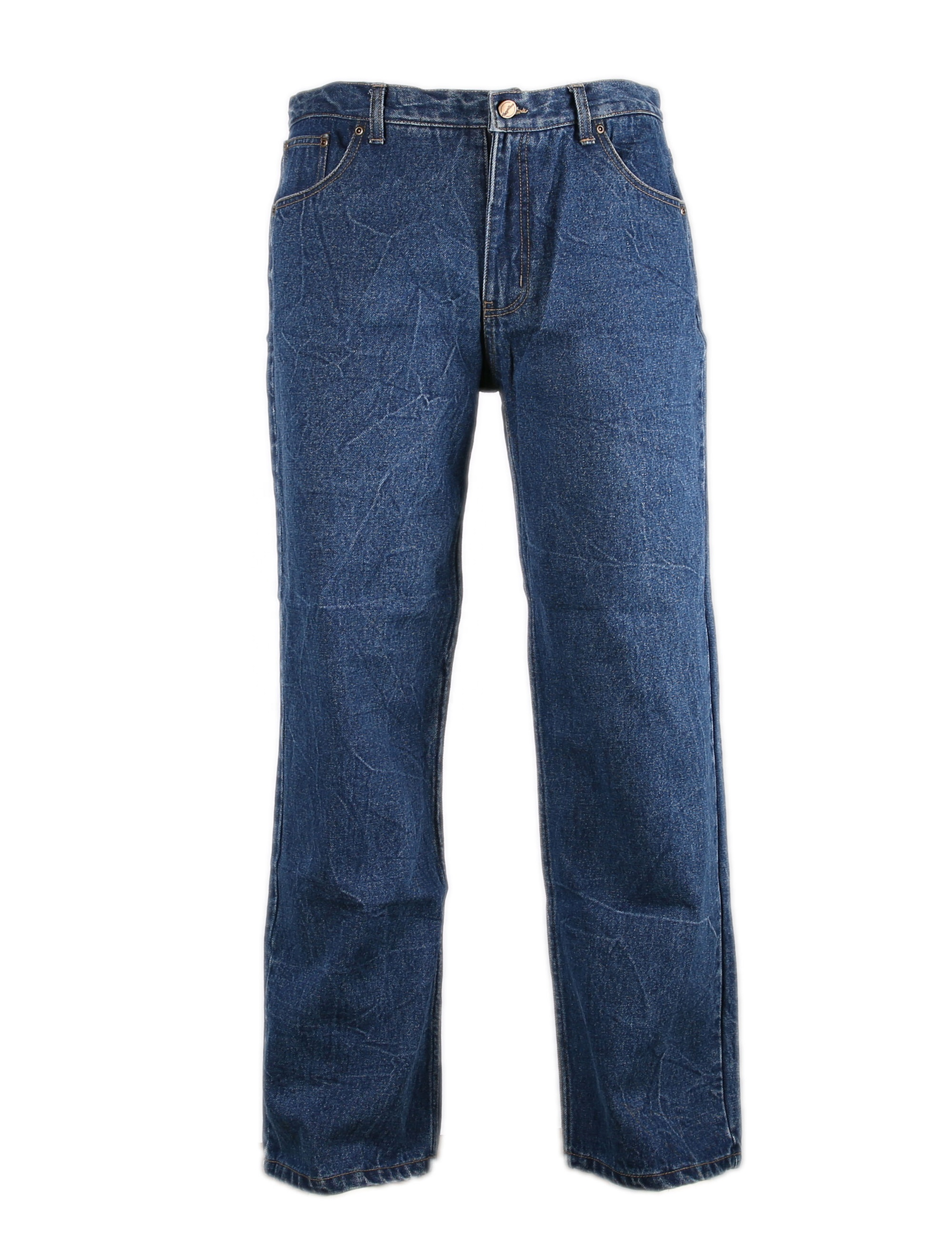 OEM Flame Retardant 100%cotton Jeans pants workwear