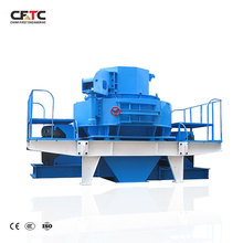 Trustable Quality 30-50 T/H VSI7611 Vertical Impact Crusher Machine Stone Rock Sand Maker Manufacturer