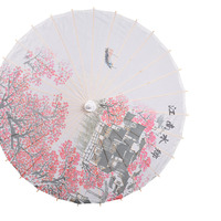 Wholesale chinese paper wedding decorative oil paper umbrellas