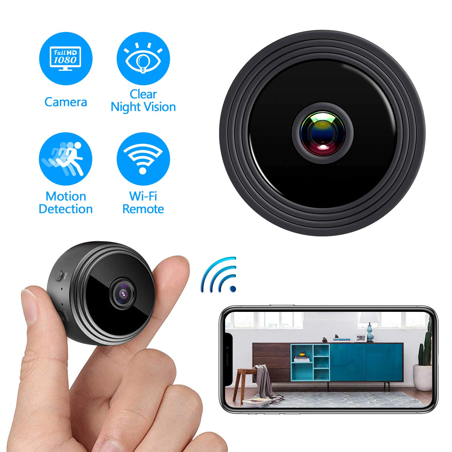 New tech long range small <strong>camera</strong> secret mini secret hidden <strong>camera</strong> cctv secret <strong>camera</strong> hidden wifi remote