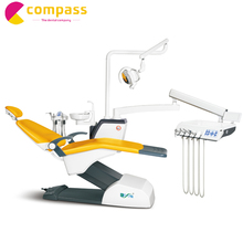 Foshan compass dental doctor chairs price KLT6220-S6 new LED dental chair Electricity unit foshan manufacturers