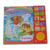 Children Push Button Kids Sound Toy Books with sound recording modules by factory