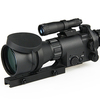 5x nighttime optical gen 1+ device military infrared night vision scope weapon sight sale GZ27-0014