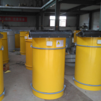 Industrial Top Cement Silo Filter Cartridge Filter Dust Collector