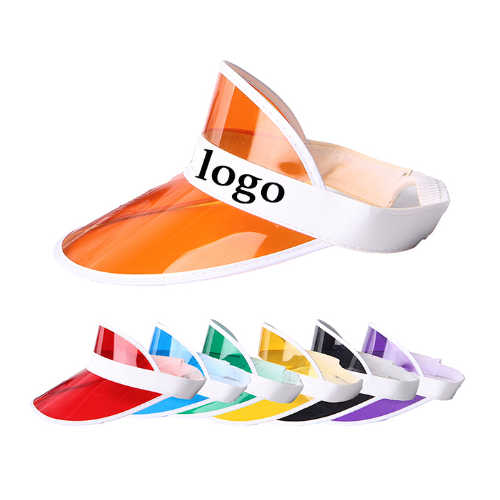 Summer Promotional Custom Plastic Sun Visors Hats Buy Plastic Sun Visors Hats Visors Hats Uv Sun Visors Hats Product On Alibaba Com