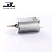 JL-FK132 office automation equipment high speed high torque small 12 volt micro dc motor with ball bearings