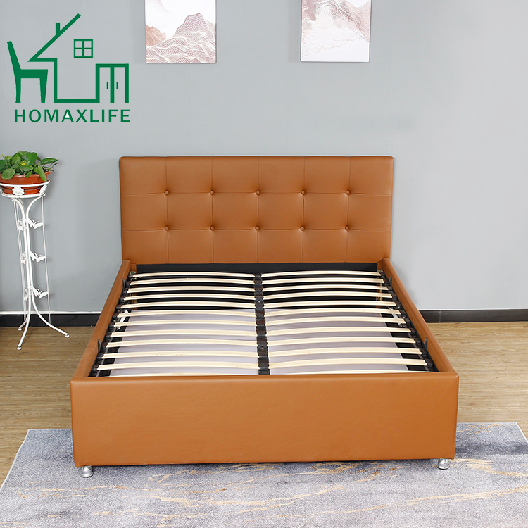 Free Sample Best King Full Size Storage Bed With Drawers