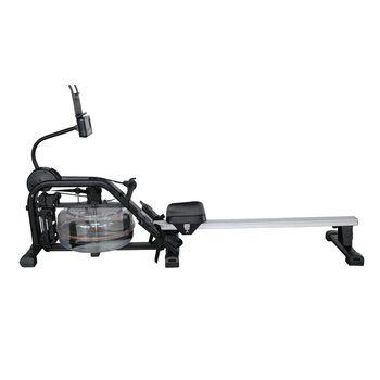 GS-7116 Popular Water Resistance Rower Exercise Machine Wood