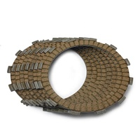 OEM Quality Paper based Friction Material motorcycle clutch friction disc plate kit