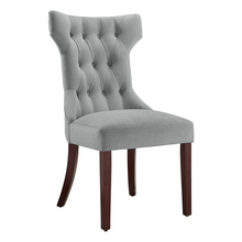 Modern comfortable wood upholstered chair dining chair brosa <strong>furniture</strong>