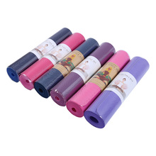 Fitness non-slip yoga mat eco friendly Gymnastics Mat fitness mat