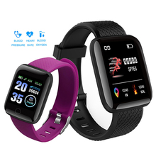 KarenM D13 <strong>Smart</strong> <strong>Watch</strong> Men Women For Android IOS phone Waterproof Heart Rate Tracker Blood Pressure Oxygen Sport Smartwatch
