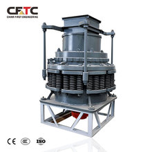 CIF Arica Hot Sale Granite Spring PYB900 Cone Crusher for 60-80 T/H Stone Crushing Plant Chile