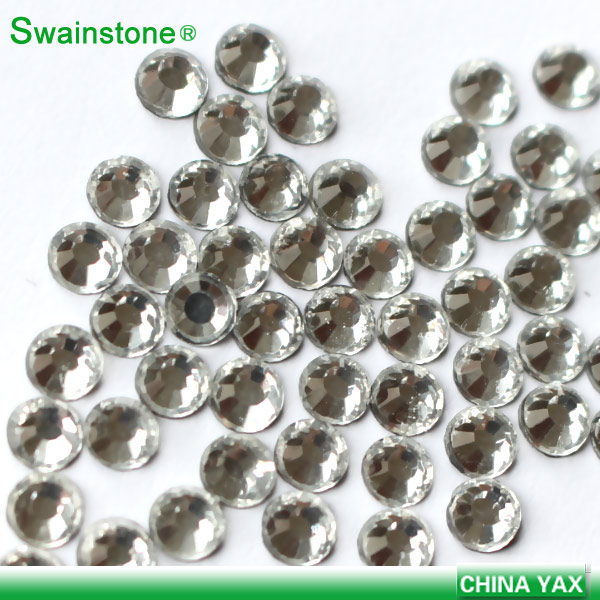 1030N hot sale SS10 clear YAX Brand Lead Free Rhinestone hotfix Transfer SGS Pass High Shiny Hotfix Crystal stones
