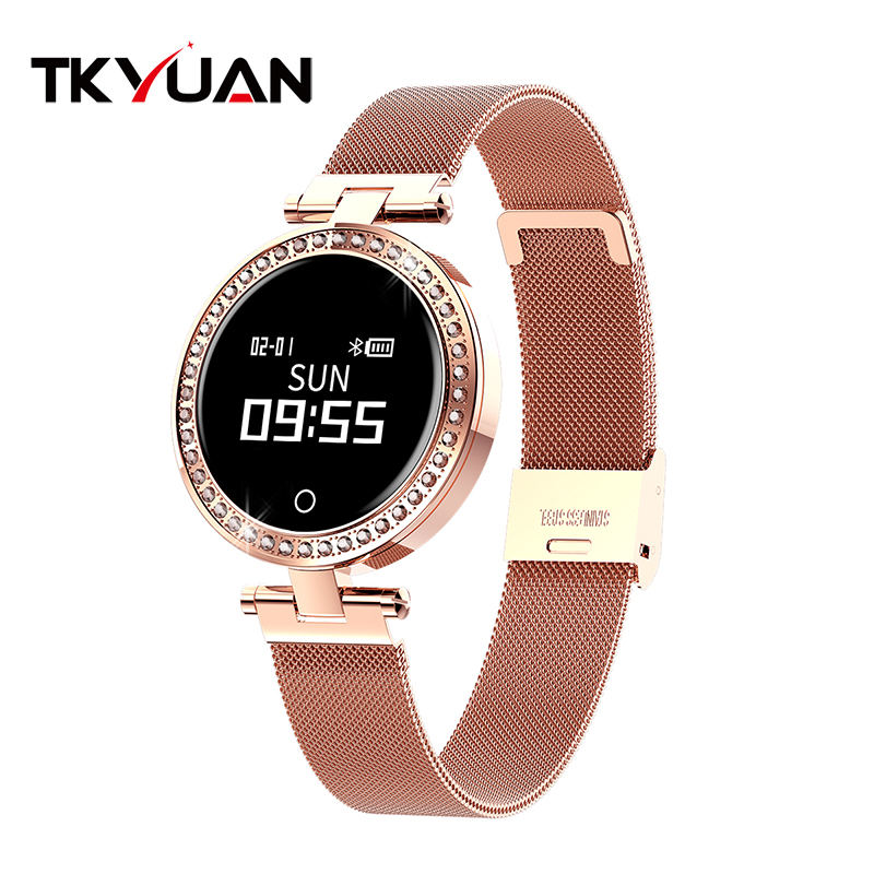TKYUAN <strong>X10</strong> Smart Bracelet Sleep Fitness Tracker Smart Band Smart Watch Remote <strong>Camera</strong> Fitness Watch Wristband