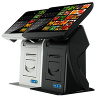 Newest!! 11.6 inch Touch Ture Flat Screen POS Terminal,All in One POS system,Android all in one POS terminal