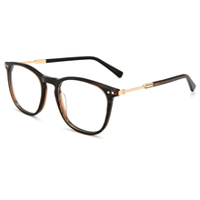 Classic Retro Fashion brand designer Men eyeglaass frame