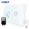 LIVOLO VL-C9 smart home products with remote control on off switch