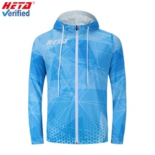 13 Years Manufacturer Wholesale Woman Custom Design Printed Waterproof Dri Fit <strong>Sports</strong> Windbreaker Jackets