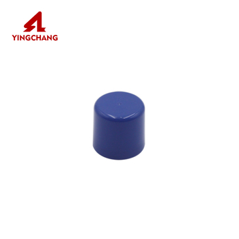 Factory direct supplier plastic cover for aerosol can closures tinplate spray caps cans
