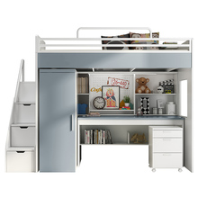 Bunk Bed With Stairs Wood Cheap Kids Bunk Bed Modern Bedroom <strong>Furniture</strong>