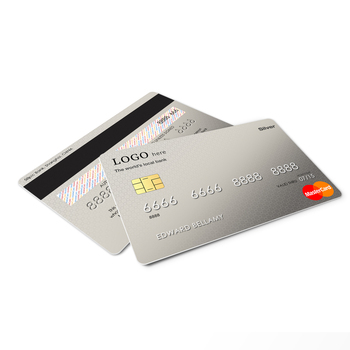Hi-co Magnetic Stripe bank Card for Supermarket Cash Card Membership Card