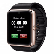 Manufacturer <strong>smart</strong> <strong>watch</strong> GT08 Shakeproof Bluetooth SmartWatch SIM Phone w Pedometer Bluetooth Call camera Sport <strong>Watch</strong>