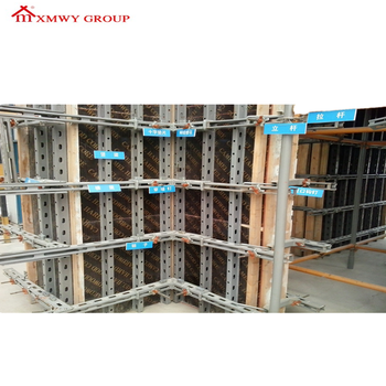 building construction/building formwork wall formwork
