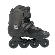 Factory wholesale high quality SEBA 4 wheel flat free style roller inline speed skates