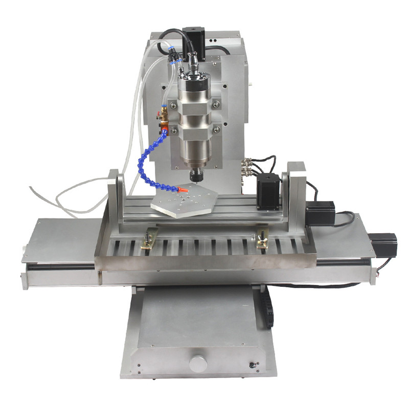 6040 Metal Milling Machine 5 axis CNC Router Engraving Machine with Ball Screw CNC Pillar Type CNC Wood