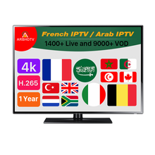 Wholesale IPTV Reseller Control Panel ARBHDTV Account Subscription 1 Year Live Channels VOD IP TV Content Service <strong>Providers</strong>