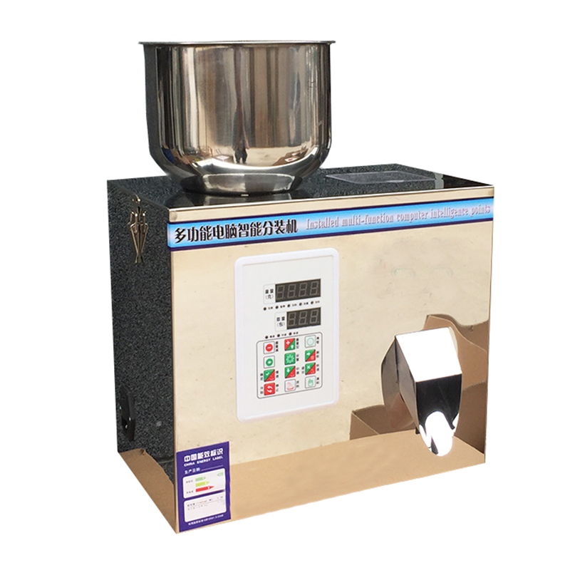 coffee beans dry spice weight filling machine nuts <strong>grain</strong> or powder filling machine