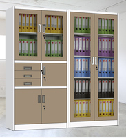 Metal Locker Cabinet, Cold-roll Steel Sheets Filling Cabinet/Office Cupboard/Office Bookcase