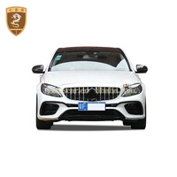 Auto front bumper fit for w205 C65 C65S style body kit PUR material