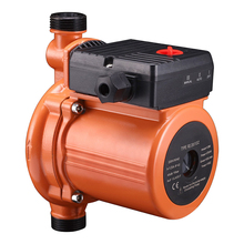 Automatic Home Hot Water Heater Booster Pump RS20/12Z with plastic flow switch 95c