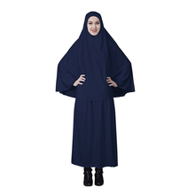 Best selling Islamic Clothing Plain <strong>Muslim</strong> Prayer Dress Women <strong>Abaya</strong>