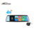 android 5.1 4g streaming car mirror ADAS dvr
