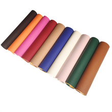 Wholesale PU Leather Faux Leather Craft Fabric For DIY Hair Bows Headband Earrings