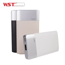 Electronic products portable power source 4000mah shenzhen WST power bank