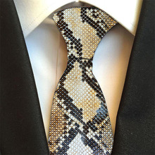 Hot 3D Printed animal design <strong>ties</strong> For Men Fashion 8cm Width <strong>Ties</strong> Cute Funny Kawaii Zebra Leopard Snake Casual Get Together <strong>Ties</strong>