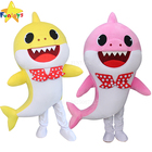 Funtoys CE marine animal baby shark mascot costume