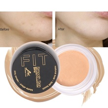 2019 wholesale  SPF 15 Fit me make up matte effect velvet feel mousse foundation with Natural look soft touch