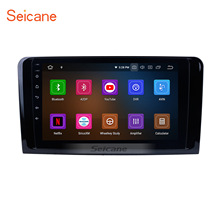 9 Inch Car Multimedia Player Android 9.0 for 2005-2012 Mercedes Benz ML Class <strong>W164</strong> AutoRadio with GPS Navigation 1024*600 Screen