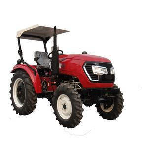 Farm machinery 4 wheel drive 4wd 25hp mini tractor used for small size farm