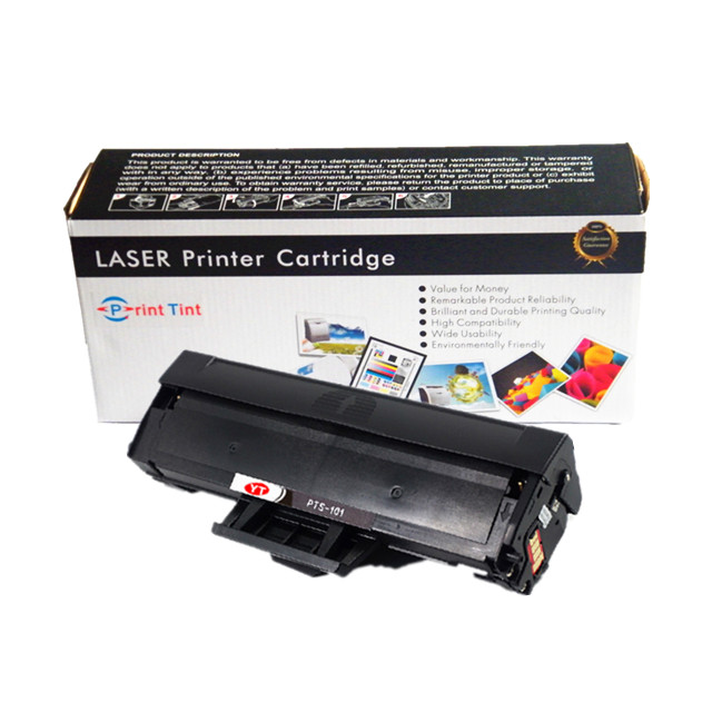 Print Tint compatible 101S <strong>Toner</strong> <strong>Cartridge</strong> for Samsung MLT-<strong>D101S</strong> SCX-3401 2161 2165 3405 2160 2166W 101