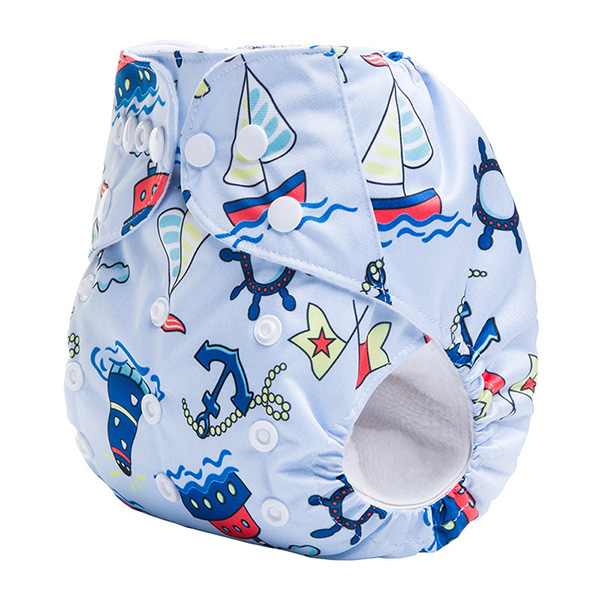 wholesale washable reusable cloth nappy newborn baby diaper