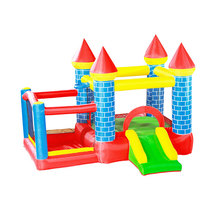 YARD Residential Inflatable bouncing castle Bouncy House Castle For Kids
