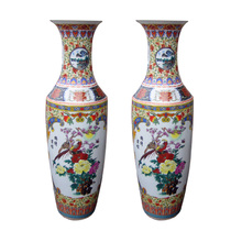 Jingdezhen Ceramics large tall porcelain modern vases in factory price