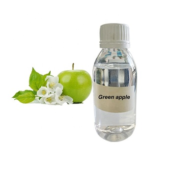 Liquid flavoring concentrate Green apple flavor for Diy juice in the new year 2019